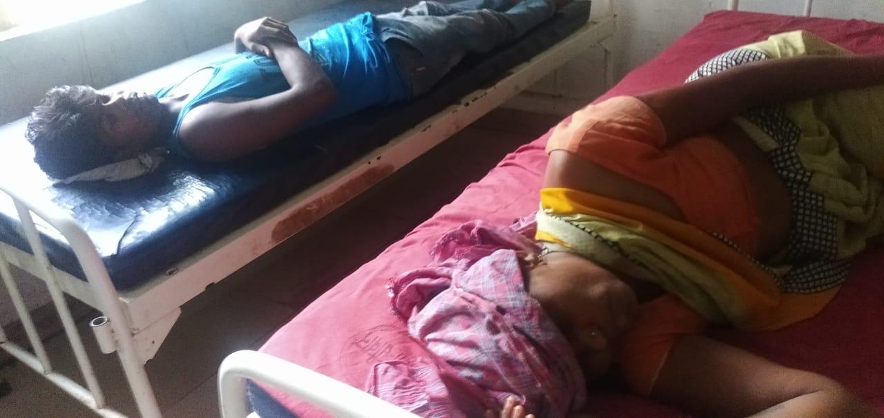 पनीयाडीह गांव में भूमि विवाद में चली गोली तीन घायल