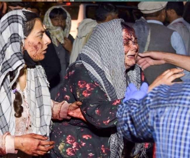 अमेरिका ने काबुल धमाकों के मास्टरमाइंड को मार गिराया.