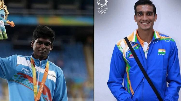 हाई जंप में भारत को दोहरी सफलता, मरियप्पन ने जीता सिल्वर, शरद को ब्रॉन्ज.
