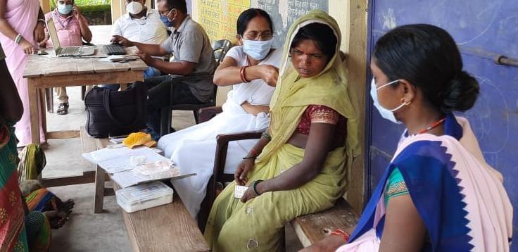 टीकाकरण महाअभियान 3.0 में लोगों ने बढ़-चढ़ कर लिया भाग