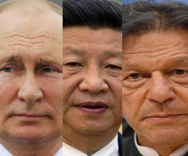 अफगानिस्तान पर रूस और चीन खेल रहे डबल गेम,कैसे?