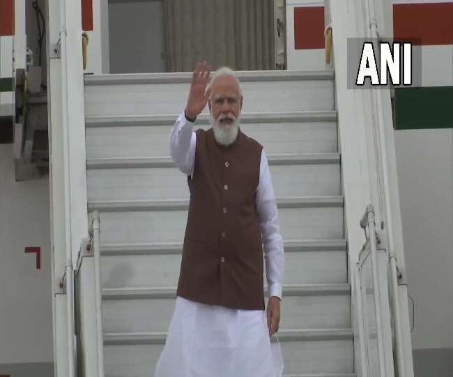 अमेरिका दौरे पर रवाना हुए प्रधानमंत्री नरेंद्र मोदी,क्या है पूरा कार्यक्रम?