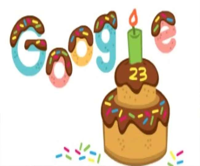 लोगों के लिए है पल-पल का साथी गूगल,आज मना रहा अपनी 23वीं जन्मतिथि.
