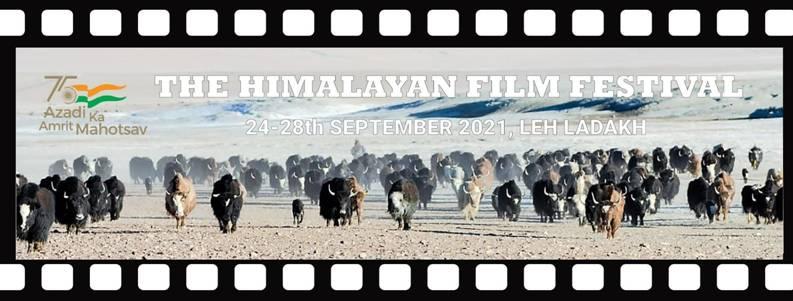 केन्द्रीय मंत्री श्री अनुराग ठाकुर 24 सितंबर को पहले हिमालयन फिल्म महोत्सव की शुरुआत करेंगे.
