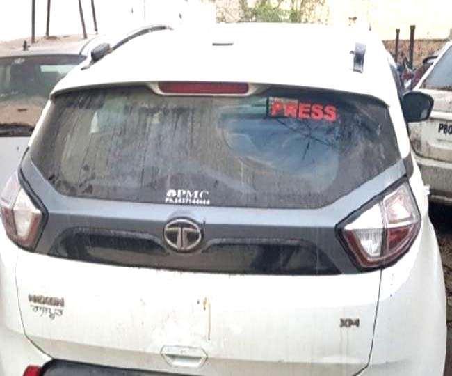 गाड़ी में प्रेस लिखकर घूमने वाले नकली पत्रकारों की अब खैर नहीं, होगी सख्त कार्रवाई