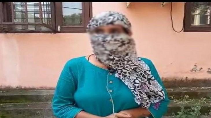 महिला ने दरोगा पर लगाया रेप का आरोप