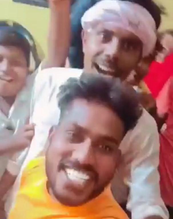 पंचायत चुनाव की जीत को लेकर गाली गलौज का विडियो वायरल, गांव में तनाव
