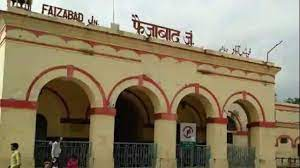 फैजाबाद रेलवे स्टेशन अब अयोध्या कैंट होगा , बीजेपी सांसद के प्रस्ताव पर रेलवे बोर्ड ने दी मंजूरी