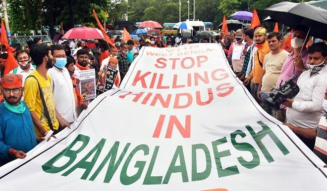 बांग्लादेश में लगातार घट रही हिंदुओं की आबादी,क्यों?