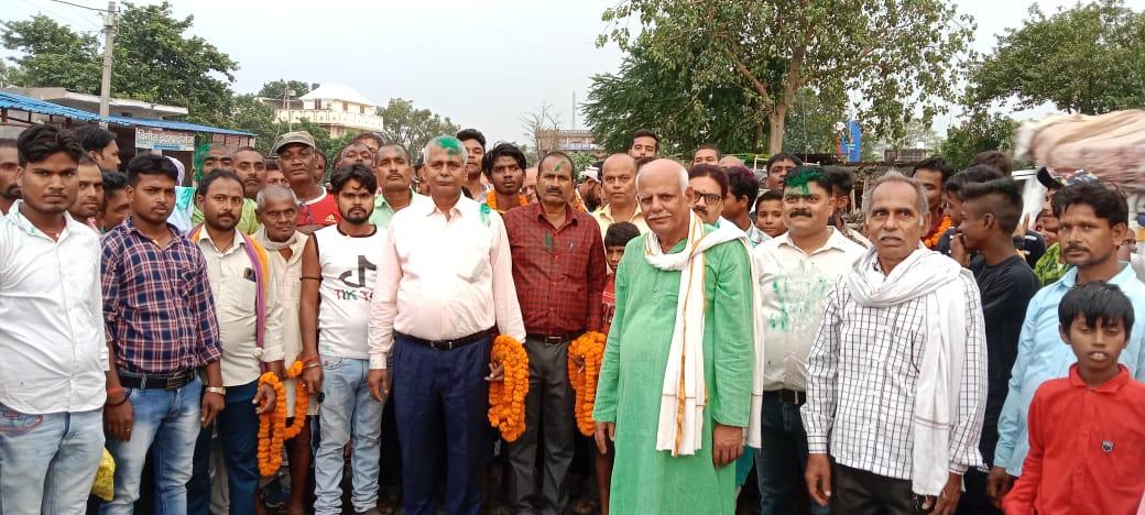 भगवानपुर में नौवे चरण में दूसरे दिन 434 अभ्यर्थियों ने पर्चा भरा