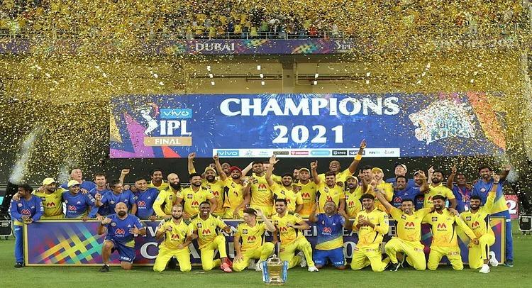 झारखंड के लाल महेंद्र सिंह धोनी ने चौथी बार IPL ट्रॉफी पर किया कब्जा.